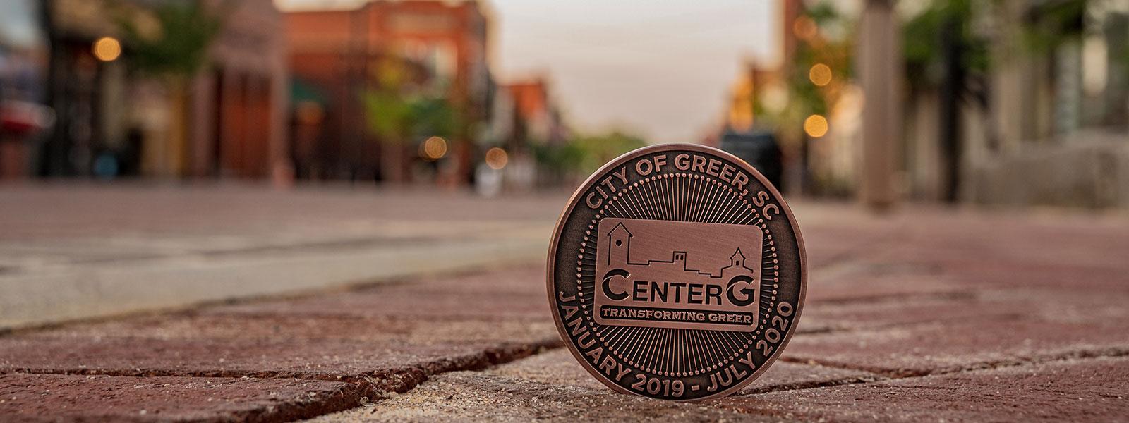 CenterG Communications Efforts Earn City of Greer 2020 Achievement Award