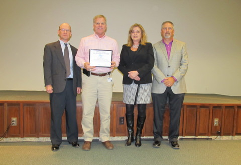 CPW Recognized With 9th Consecutive Water Quality Award