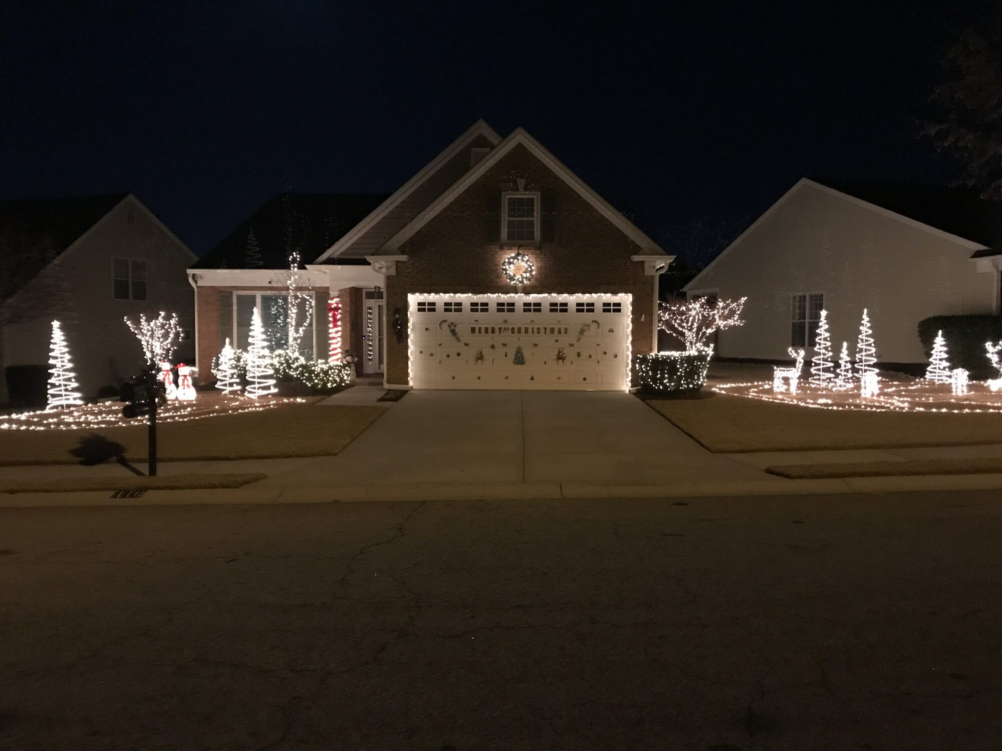 Greer CPW Announces Holiday Lights Contest