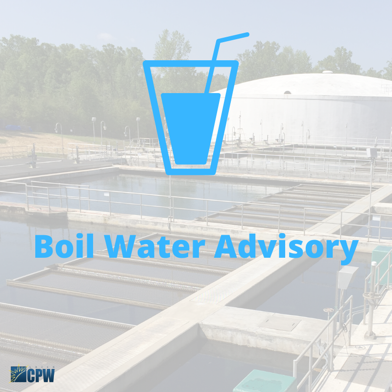 Damaged Water Tap Causes Low Water Pressure, Boil Water Advisory for Suber and Brushy Creek Road Customers