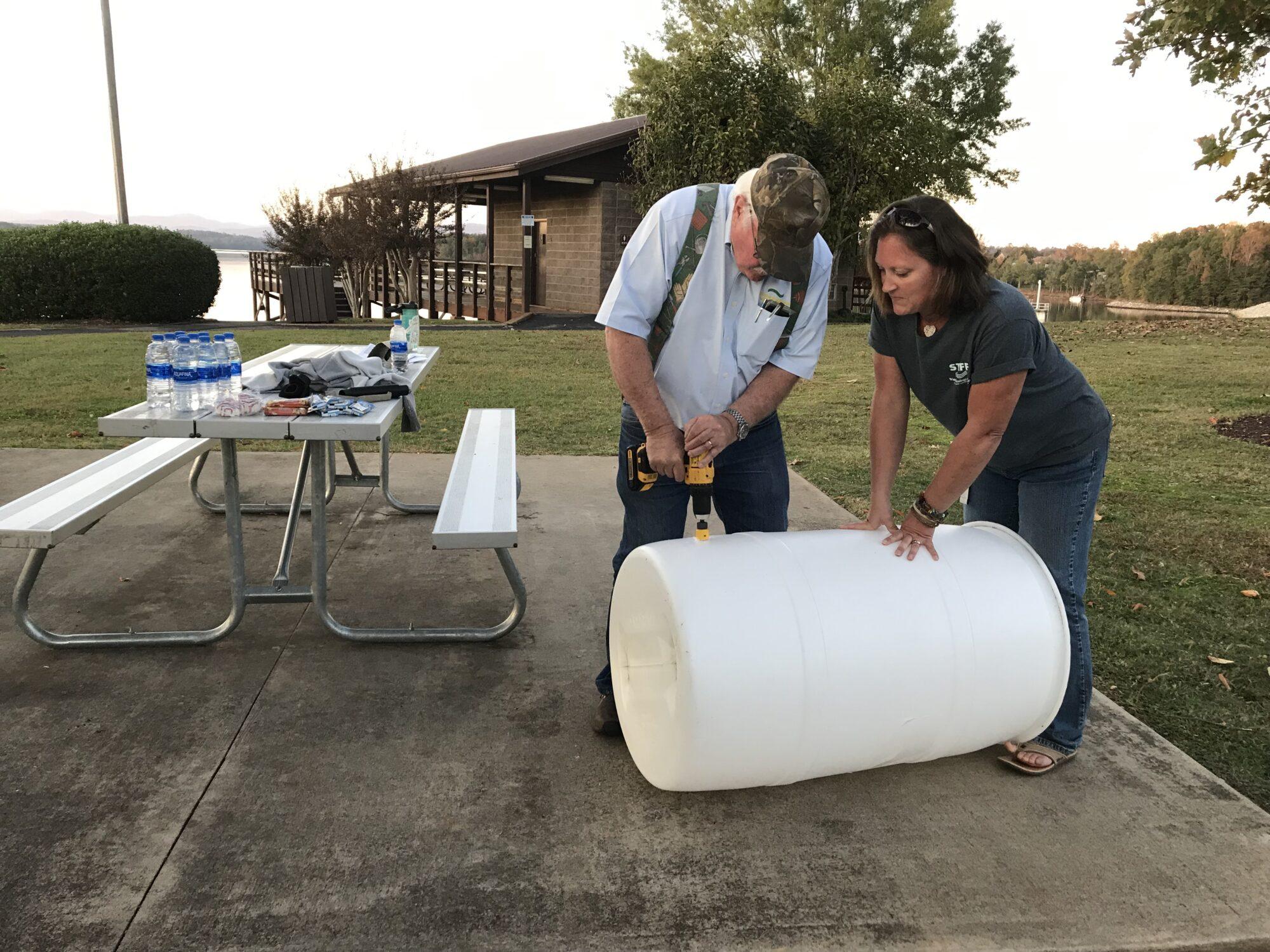 Rain Barrel Workshop Scheduled for April 13