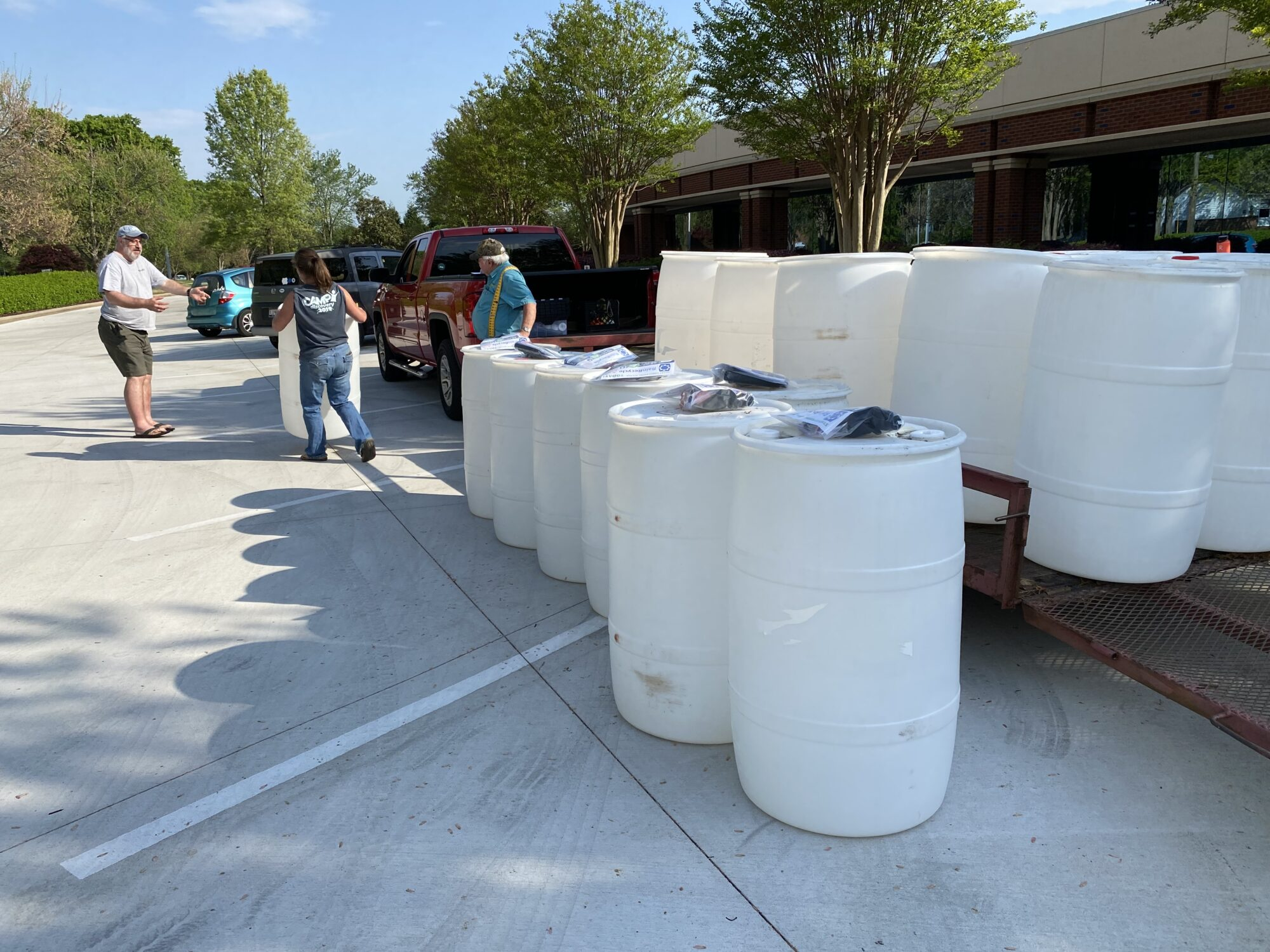 Rain Barrel Workshop & Pickup Scheduled for September 21